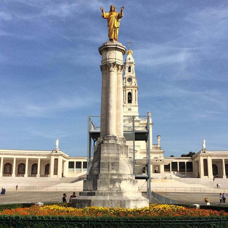 Красивые города Португалии: Фатима