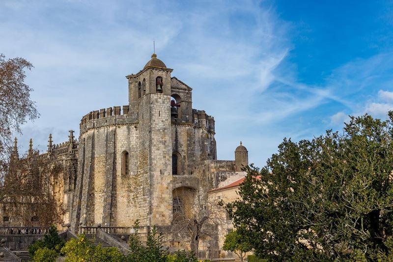 Красивые города Португалии: Томар