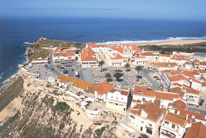 Города Португалии: Назаре