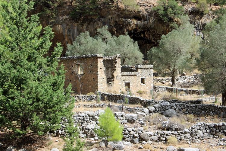 Что посмотреть на Крите: руины деревни Самария