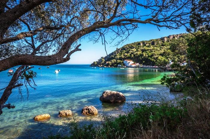 Красивые места Португалии: Серра де аррабида