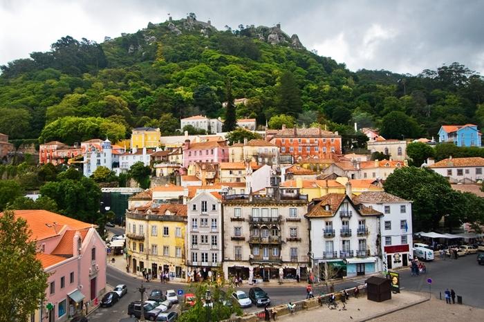 Города Португалии: Синтра