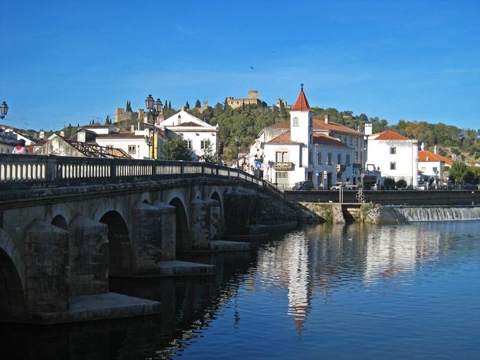 Города Португалии: Томар