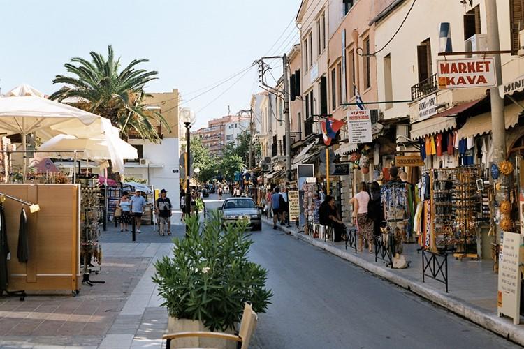 Что посмотреть на Крите: Ханья, улица Халидон