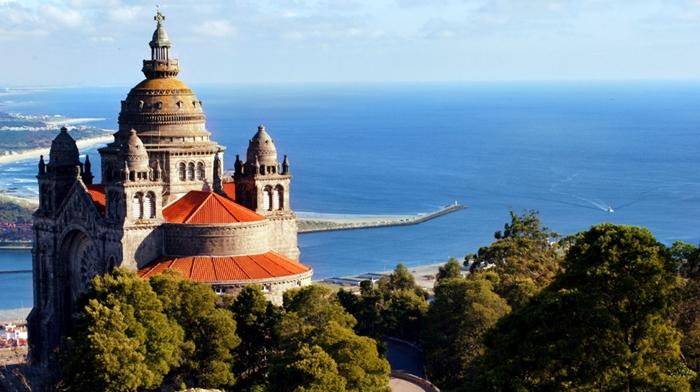 Города Португалии: Виана ду Каштелу