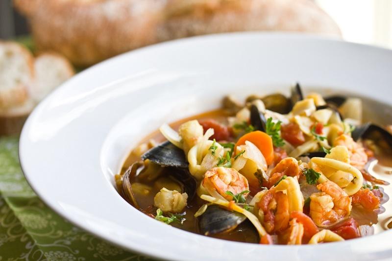 10 блюд Прованса: Буйабес