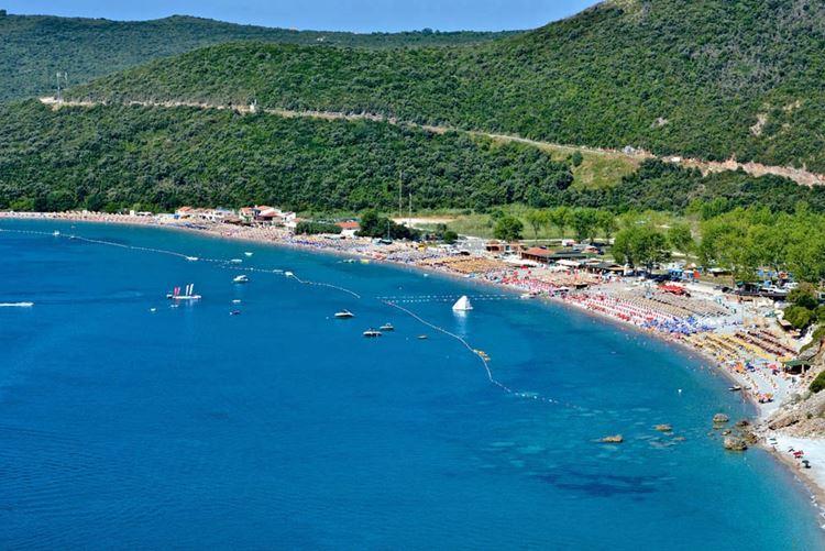 Jaz Beach Черногория