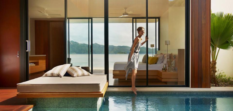 На острове Хейман в Австралии открылся новый отель сети One&Only