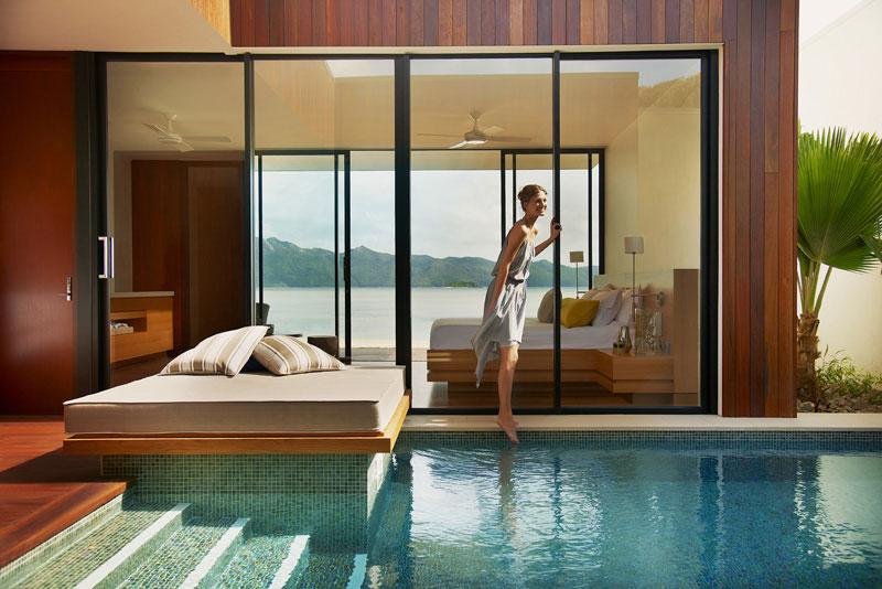 новый отель one&only в австралии