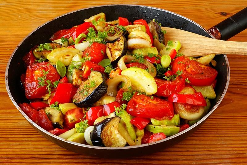 10 блюд Прованса: рататуй