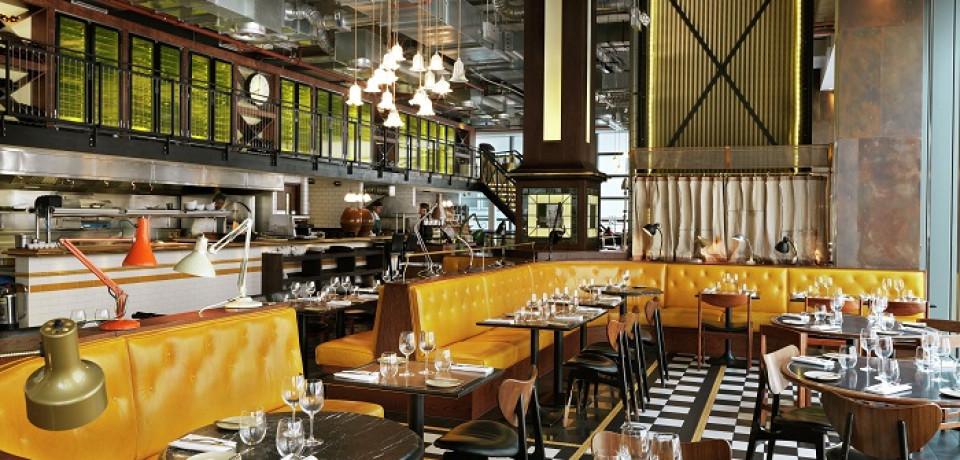 Гордон Рамзи открывает новый ресторан в Дубае