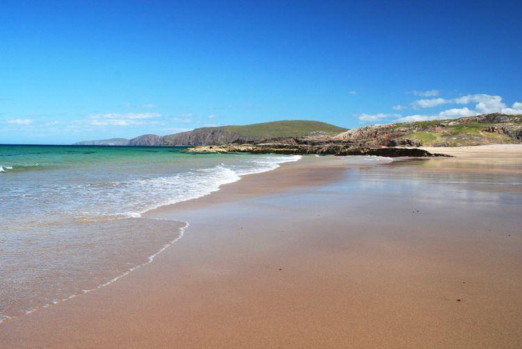 Sandwood Bay, Шотландия
