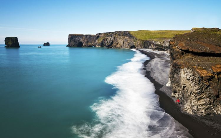 Vik Beach, Исландия