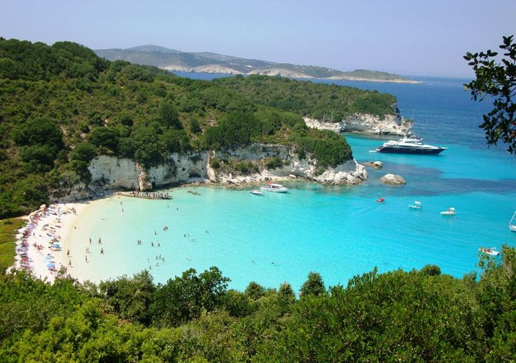 Voutoumi, Греция