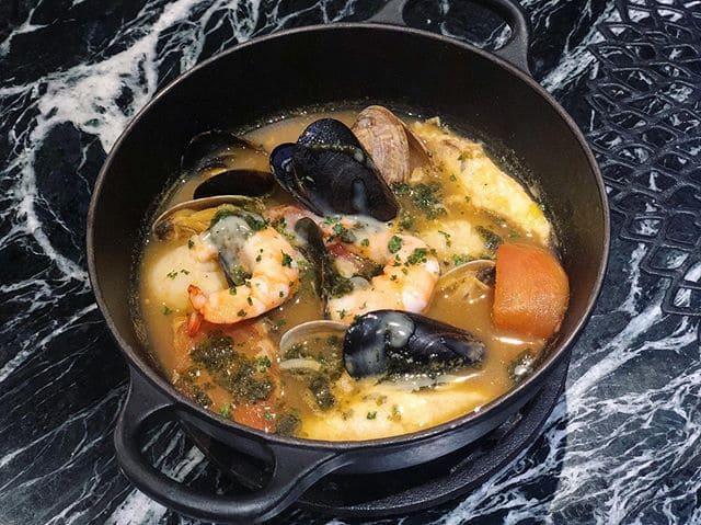 Блюда Прованса: кухня Лазурного берега и Юга Франции - Буйабес