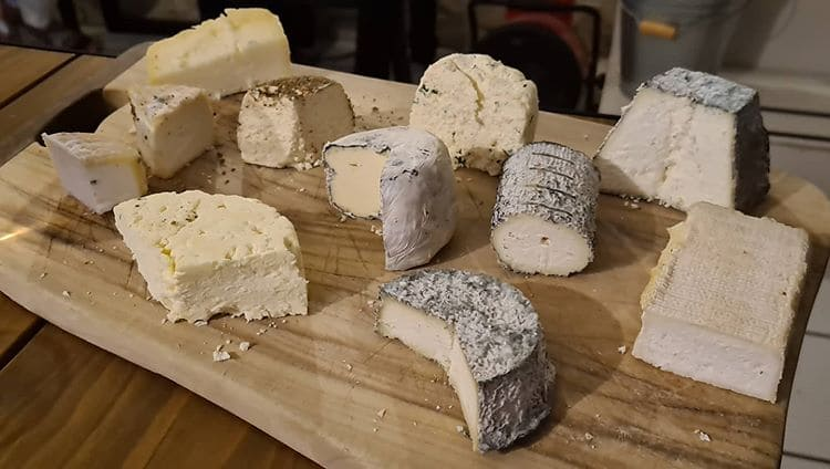 Блюда Прованса: кухня Лазурного берега и Юга Франции - Козий сыр