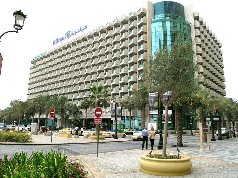 Hilton Dubai Jumeirah Resort в Дубае