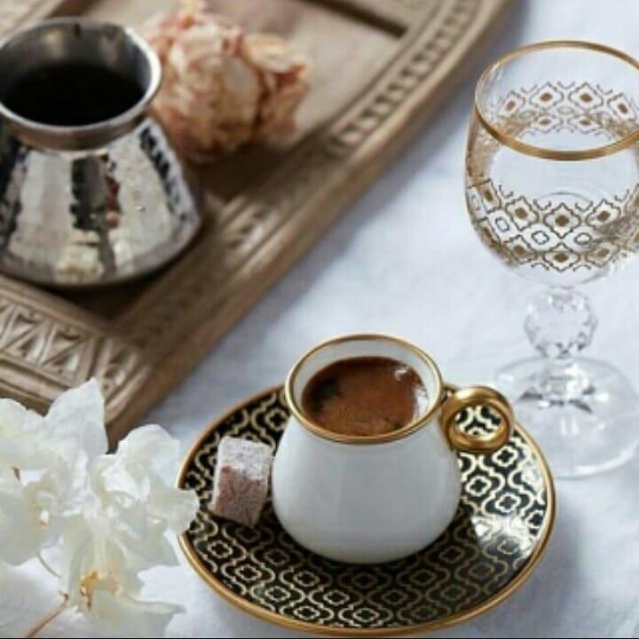 Происхождение и история кофе: кофе по-турецки