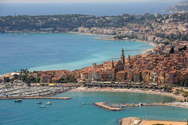 Лучший пляжный отдых в Италии: Лигурийское побережье, пляжи Сан-Ремо