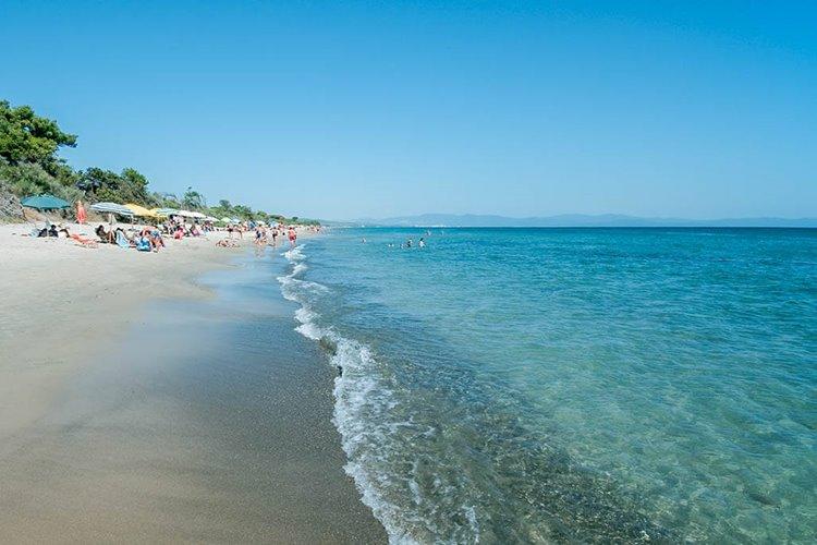 Лучший пляжный отдых в Италии: Пьомбино, Тоскана