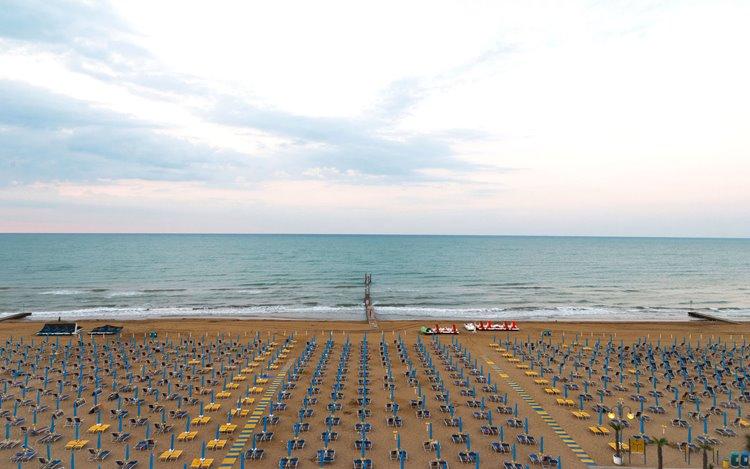 Лучший пляжный отдых в Италии: Венецианская Ривьера