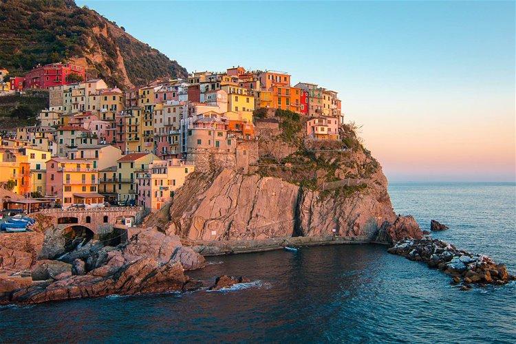 Лучший пляжный отдых в Италии: Чинкве Терре