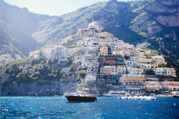 Лучший пляжный отдых в Италии: Остров Капри