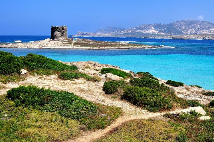 Лучший пляжный отдых в Италии: остров Сардиния