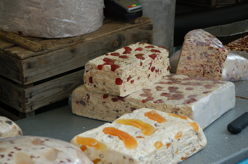 10 блюд Прованса: нуга