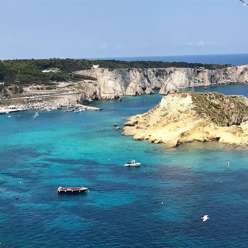 Лучший пляжный отдых в Италии: Острова Тремити