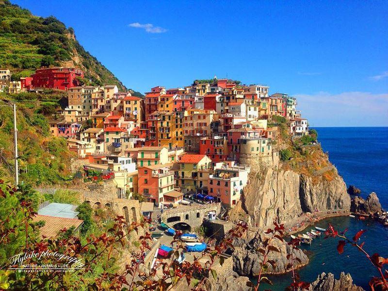 Лучший пляжный отдых в Италии: Чинкве-Терре