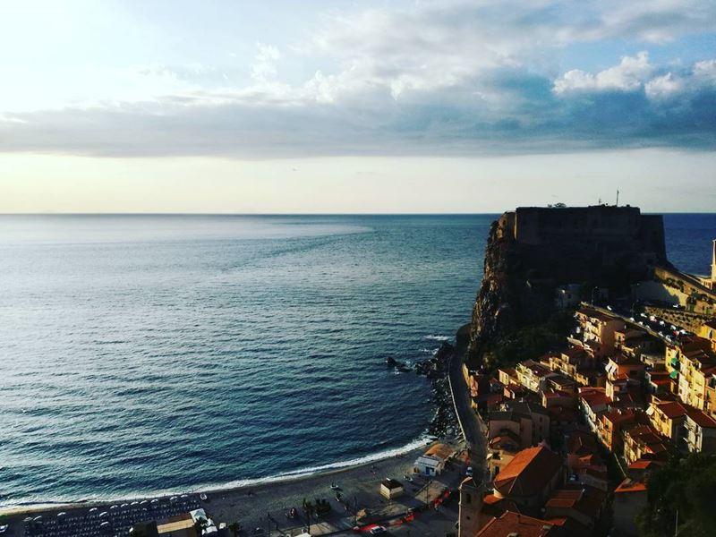 Лучший пляжный отдых в Италии: Калабрия