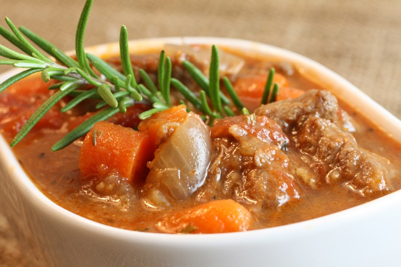 10 блюд Прованса: тушеная говядина по провансальски