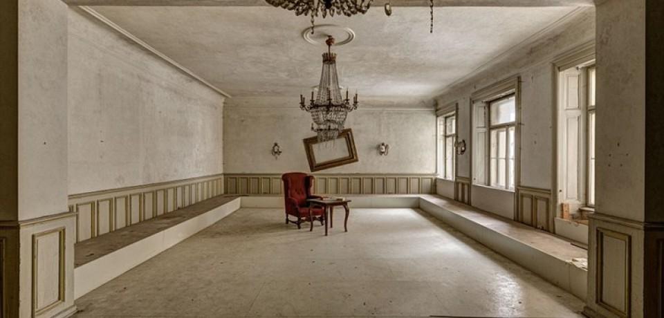 Остатки роскоши: фото заброшенных отелей Европы