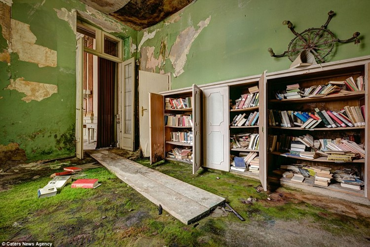 заброшенные отели европы (3)