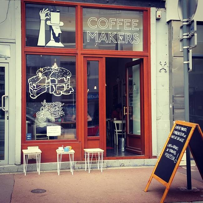 Улицы и кафе Парижа в Instagram 1