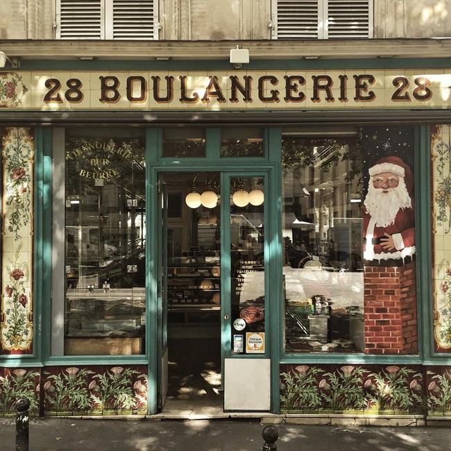 Улицы и кафе Парижа в Instagram 7