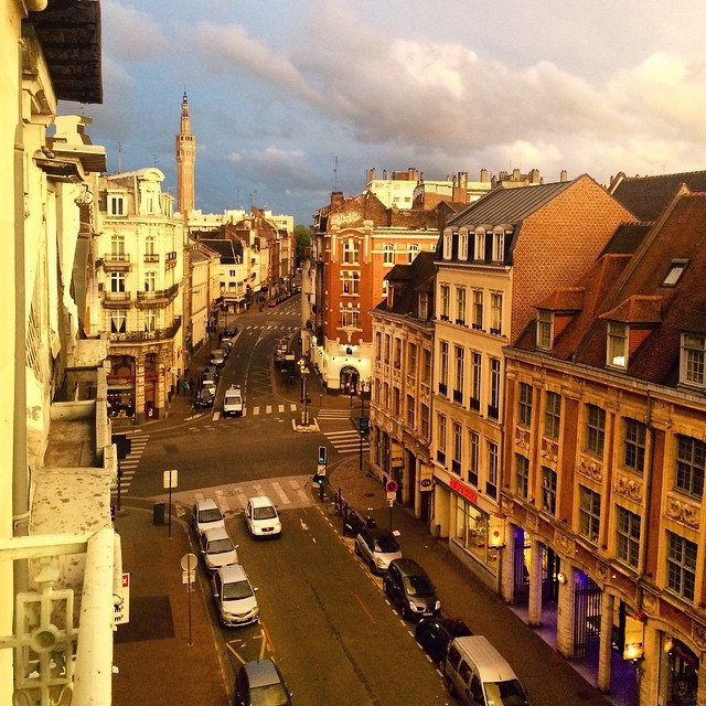 Улицы и кафе Парижа в Instagram 8