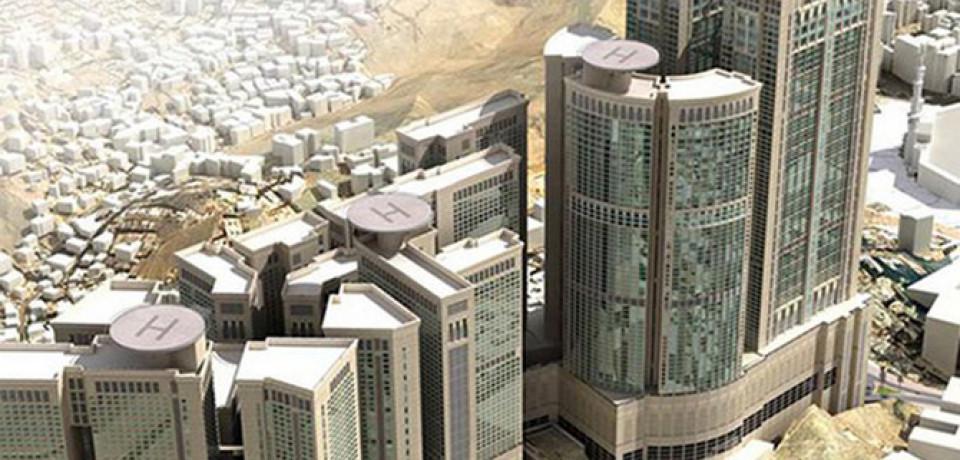 В Саудовской Аравии появится самый большой в мире отель