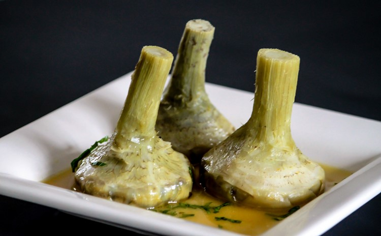 Блюда итальянской кухни, которые нужно попробовать в Риме - Артишоки по-римски