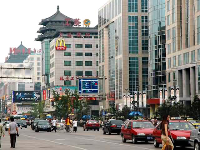 Beijing_Wangfujing