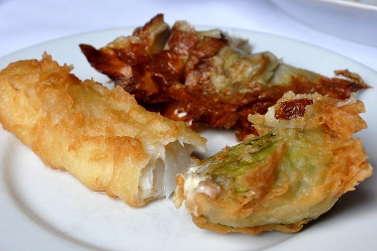 Блюда итальянской кухни, которые нужно попробовать в Риме - Фритти