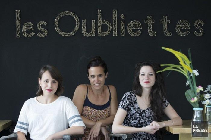 Новое молодежное концепт-кафе в Монреале