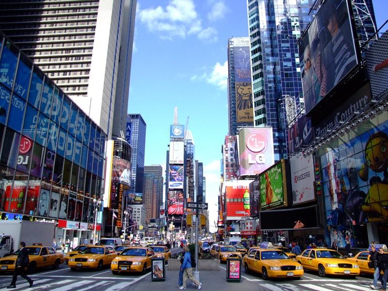 Города США, которые нужно посетить: Нью-Йорк
