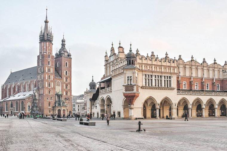 Города Польши, которые нужно посетить: Краков