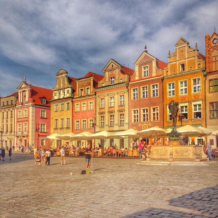 Города Польши, которые нужно посетить: Познань