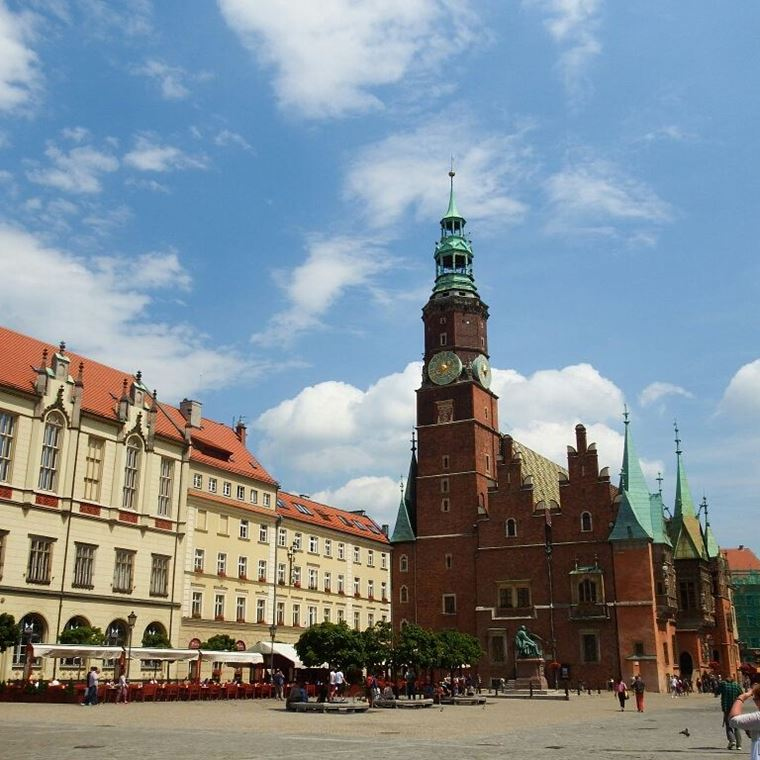 Города Польши, которые нужно посетить: Вроцлав