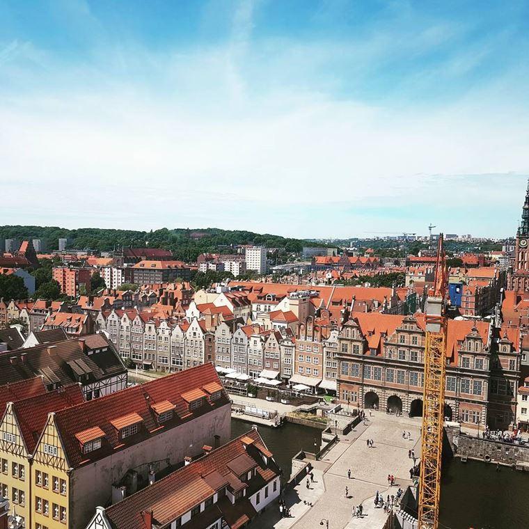 Города Польши, которые нужно посетить: Гданьск