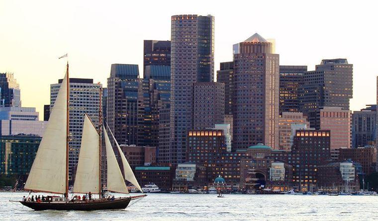 Города США, которые нужно посетить: Бостон