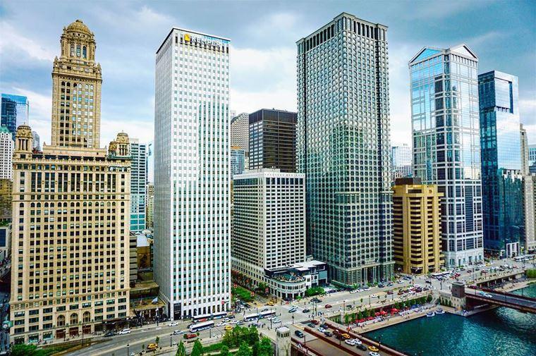 Города США, которые нужно посетить: Чикаго